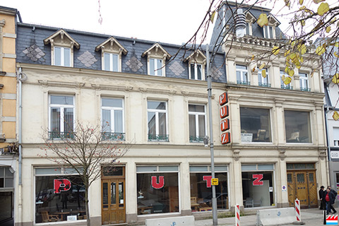 gesch fter zu l tzebuerg magasins au luxembourg. Black Bedroom Furniture Sets. Home Design Ideas