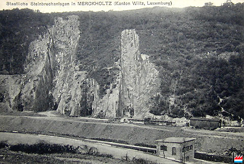 Nouveau module - Ligne du Nord - Luxembourg - - Page 17 Copstaatssteinbruchmerkholtz